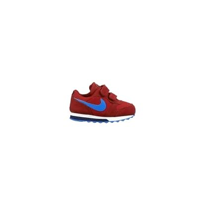 Dětské boty Nike MD RUNNER 2 (TDV) 22 UNIVERSITY RED/PHT BLUE-OBSDN