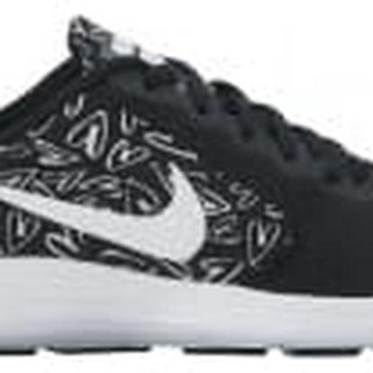 Dětské tenisky Nike REVOLUTION 3 PRINT (GS) 38 BLACK/WHITE-LAVA GLOW