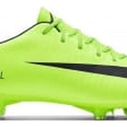 Pánské kopačky Nike MERCURIAL VICTORY VI FG 42,5 ELECTRIC GREEN/BLACK-FLASH LIM