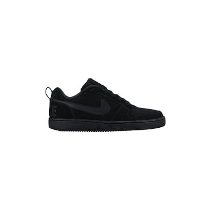Pánské tenisky Nike COURT BOROUGH LOW 44,5 BLACK/BLACK-BLACK