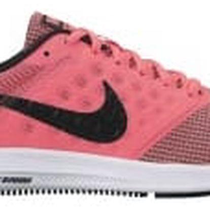 Dámské běžecké boty Nike WMNS DOWNSHIFTER 7 40,5 HOT PUNCH/BLACK-WHITE