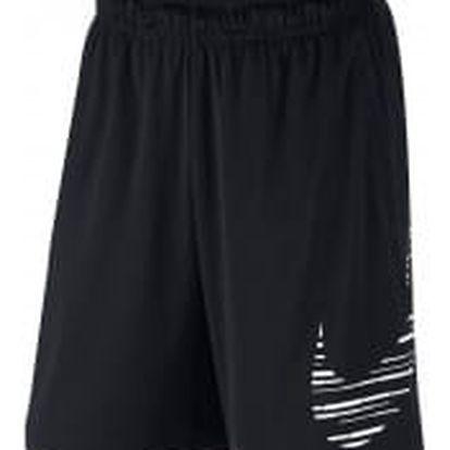 Pánské kraťasy Nike M NK DRY SHORT PREDATOR SWSH L BLACK/WHITE