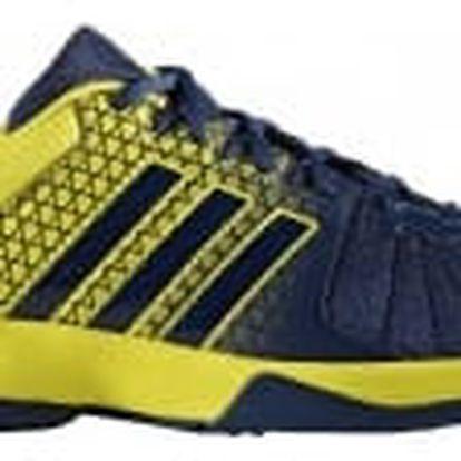 Pánské sálové boty adidas Ligra 4 46 MYSBLU/MYSBLU/BYELLO