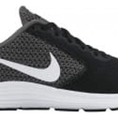 Dámské tenisky Nike WMNS REVOLUTION 3 W 40 DARK GREY/WHITE-BLACK