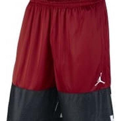 Pánské kraťasy Jordan CLASSIC AJ BLOCKOUT SHORT M GYM RED/BLACK/WHITE