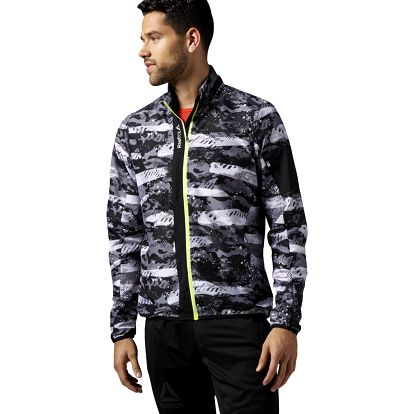 Reebok Running Essentials Woven Jacket L