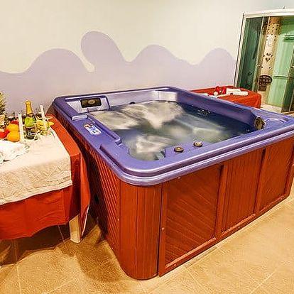 3–6denní wellness pobyt s polopenzí pro 2 v penzionu Relax Martina v Českých Budějovicích