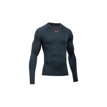 Under Armour HG LS Compression M Stealth Gray