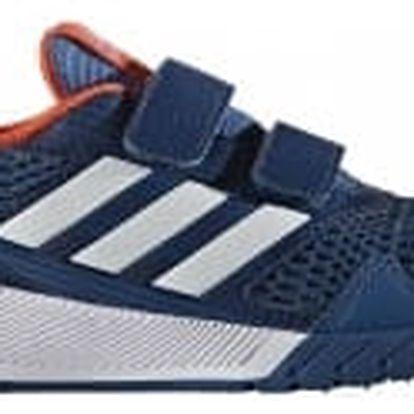 Dětské boty adidas AltaRun CF K 35 CORBLU/FTWWHT/MYSBLU