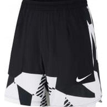 Pánské kraťasy Nike M NK DRY SHORT 9IN BL XL BLACK/WHITE