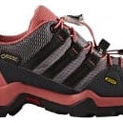 Dětská treková obuv adidas TERREX GTX K 38 TRAGRE/CBLACK/TACPNK