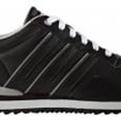 Pánské boty adidas JOGGER CL 46 CBLACK/CBLACK/CLONIX
