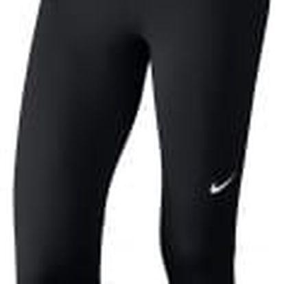 Dámské legíny Nike W NP CPRI XL BLACK/WHITE
