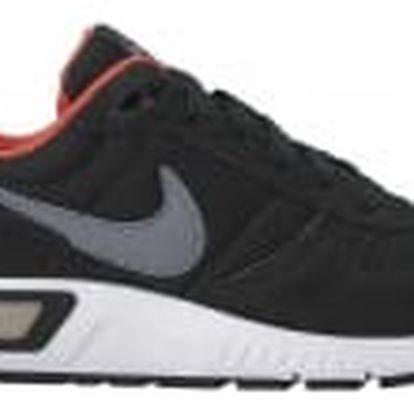 Dětské tenisky Nike NIGHTGAZER (GS) 40 BLACK/COOL GREY-MAX ORANGE-WHI