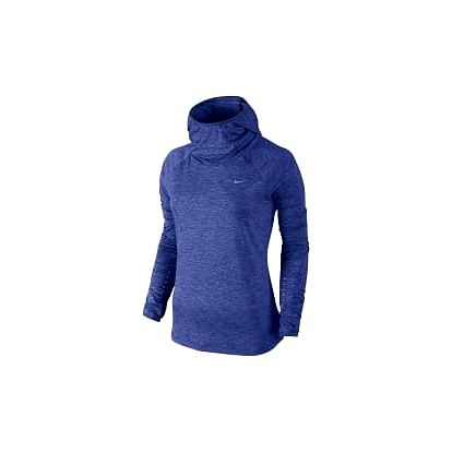 Dámská mikina Nike ELEMENT HOODY L COMET BLUE