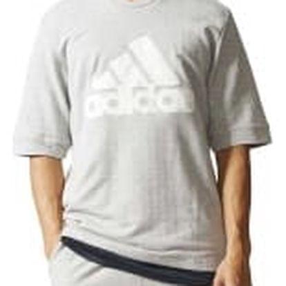 Pánské tričko adidas Performance SHOOTER TEE XL MGREYH