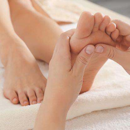 60min. harmonizační masáž s prvky shiatsu, reflexní masáž chodidel, 2 ušní svíce v Olomouci