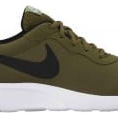 Pánské tenisky Nike TANJUN PREM 44 LEGION GREEN/BLACK-WHITE-PALM