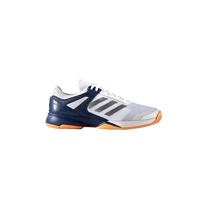 Pánské tenisové boty adidas adizero court 46,5 FTWWHT/SILVMT/MYSBLU