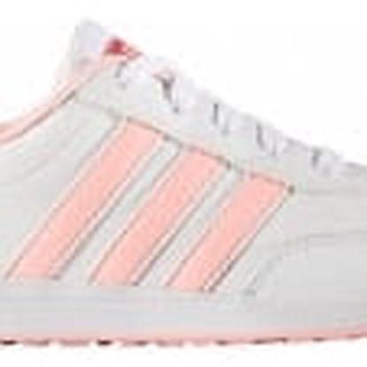 Dětské boty adidas VS SWITCH 2.0 K 37 FTWWHT/HAZCOR/SHORED