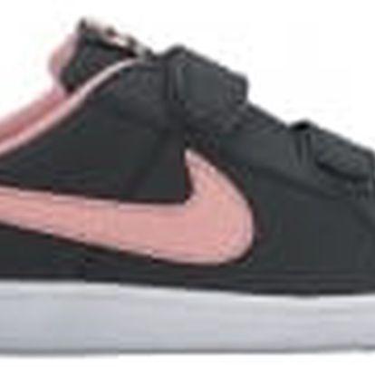Dětské tenisky Nike COURT ROYALE (PSV) 32 ANTHRACITE/BRIGHT MELON-WHITE