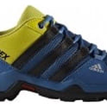 Dětská treková obuv adidas TERREX AX2R K 39 CORBLU/CBLACK/UNILIM