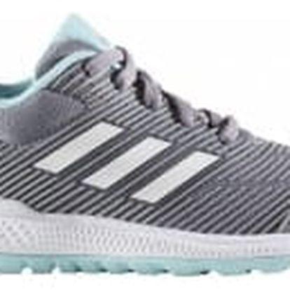 Dětské boty adidas mana bounce 2 c 33 MGSOGR/FTWWHT/STIBRE