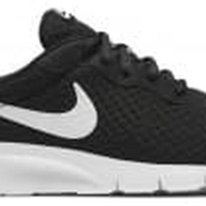 Dětské tenisky Nike TANJUN (GS) 38 BLACK/WHITE-WHITE
