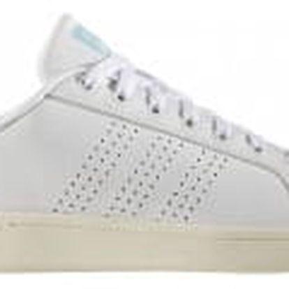 Dámské boty adidas CLOUDFOAM ADVANTAGE CLEAN W 40 FTWWHT/FTWWHT/CLAQUA