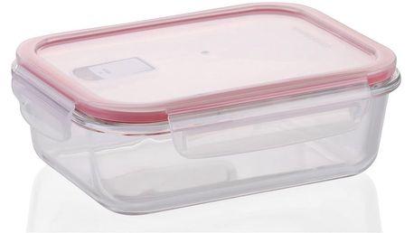 Tescoma FRESHBOX GLASS dóza 1,5 l, obdélníková