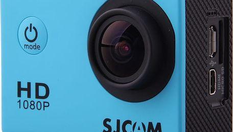 SJCAM SJ4000, modrá