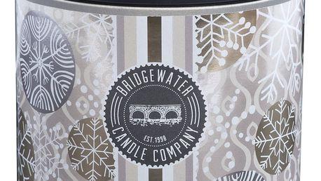 Vonná svíčka Mingle Bridgewater Candle, vůně marakuji, čaje a pačuli