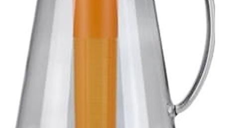 Džbán TEO 2.5 l, s vyluhováním a chlazením, oranžová