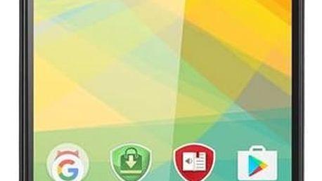 Mobilní telefon Prestigio Grace Z3 Dual SIM (PSP3533DUOBLACK) černý Software F-Secure SAFE 6 měsíců pro 3 zařízení (zdarma)