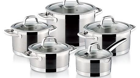 Sada nádobí PRESIDENT, 10 dílů