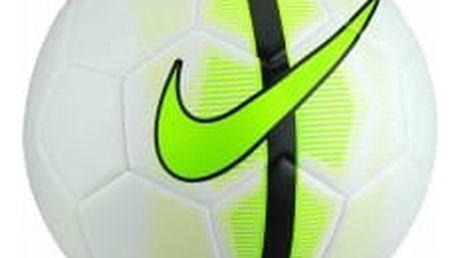 Fotbalový míč Nike MERC VEER 5 WHITE/ELECTRIC GREEN/BLACK
