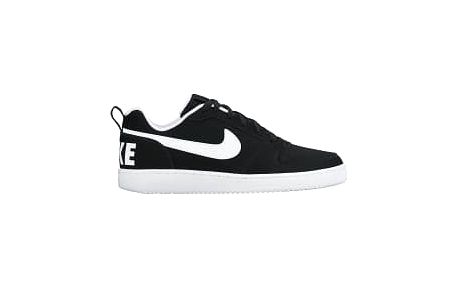 Pánské tenisky Nike COURT BOROUGH LOW 42,5 BLACK/WHITE