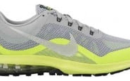 Pánské tenisky Nike AIR MAX DYNASTY 2 44 WOLF GREY/METALLIC SILVER-VOLT