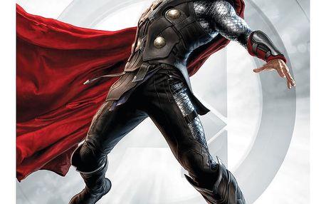 Nástěnná cedule Age of Ultron Power Poses - Thor