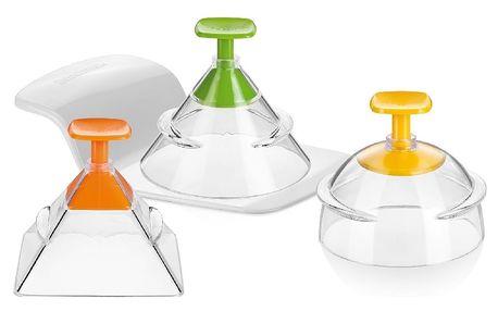 Tescoma 3D formičky PRESTO FS, 3 tvary