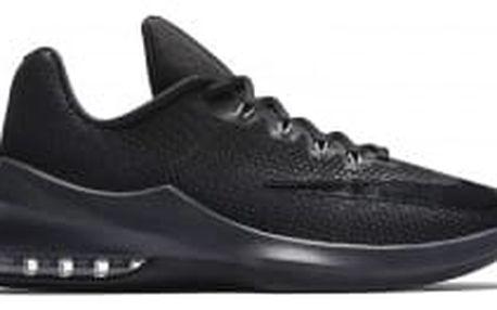 Pánské basketbalové boty Nike AIR MAX INFURIATE LOW 44,5 BLACK/BLACK-ANTHRACITE-DARK GR
