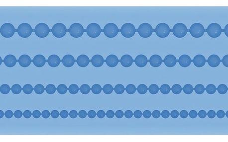 Tescoma Silikonové formičky DELÍCIA DECO, bordura modrá