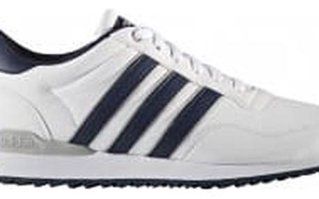 Pánské boty adidas JOGGER CL 45 FTWWHT/CONAVY/MSILVE