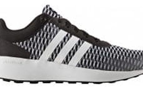 Dámské běžecké boty adidas CLOUDFOAM RACE W | AW3838 | Bílá, Černá | 40