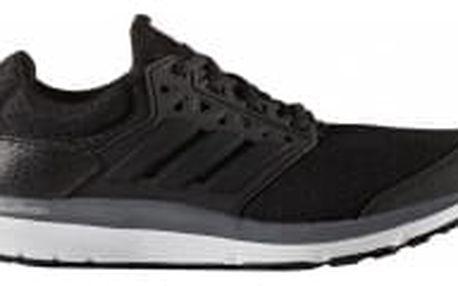 Pánské běžecké boty adidas galaxy 3.1 m 49 CBLACK/CBLACK/IRONMT