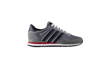 Pánské boty adidas JOGGER CL 44,5 GREY/CONAVY/SCARLE