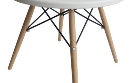 Přístavný stolek CR53-W+CR912