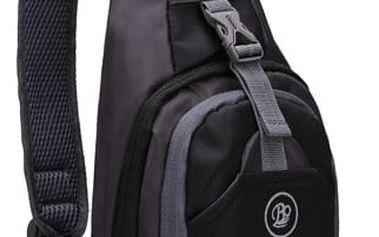 Pánská sportovní taška s popruhem přes rameno - více barev
