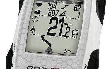 Cyklopočítač Sigma Rox 10.0 GPS Set bílý + Doprava zdarma