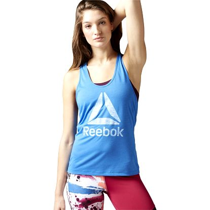 Reebok Workout Ready Supremium 2.0 Tank XS